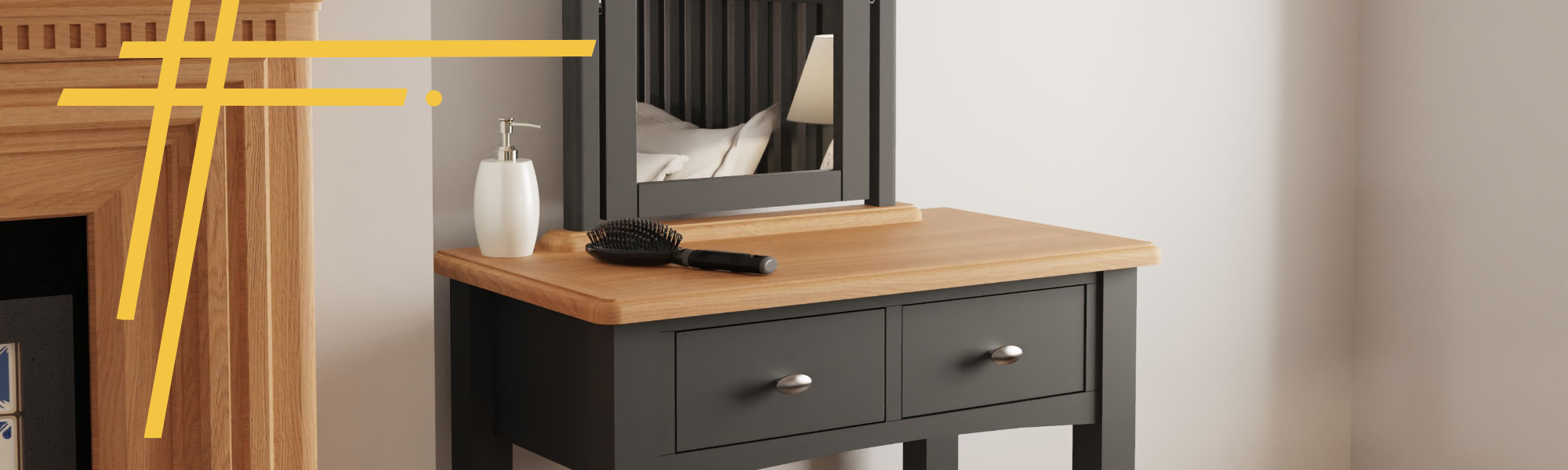 Browse Our Dressing Tables